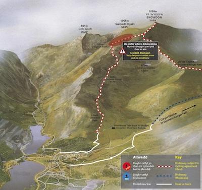 Llanberis-Path-Map