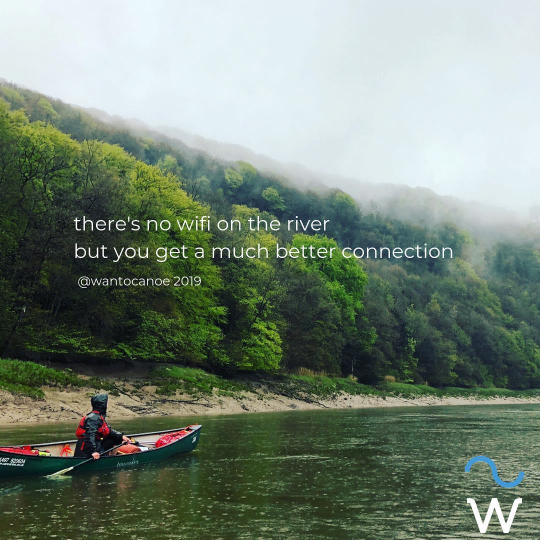 canoe-hay-on-wye