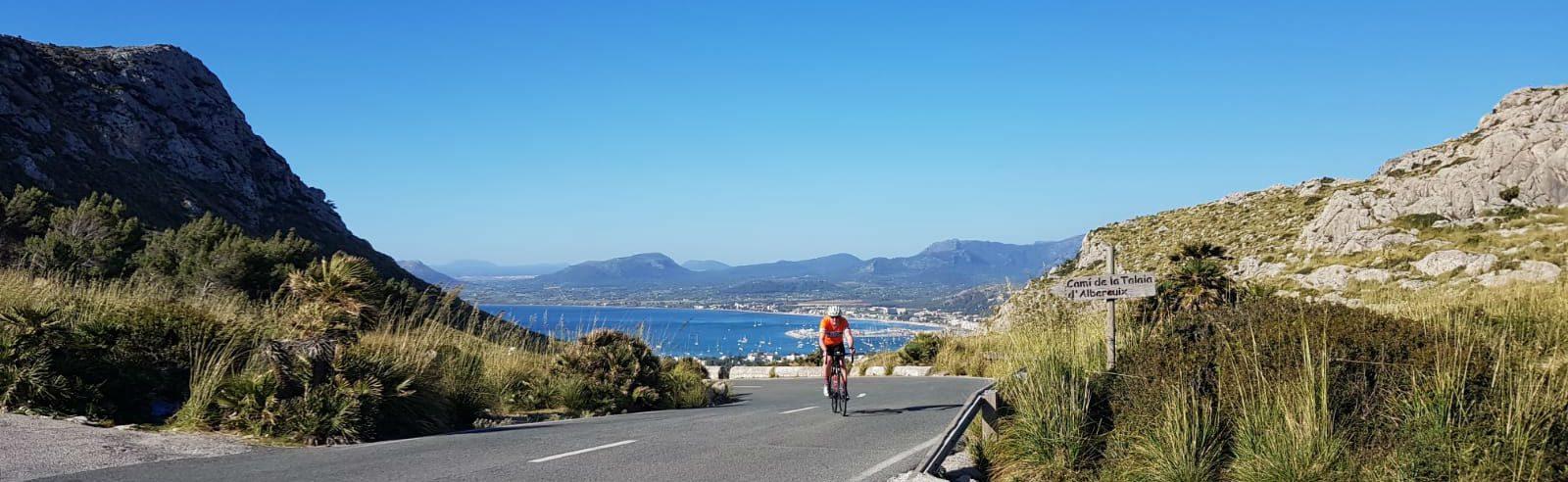 Cap De Formentor Bike Ride in Mallorca