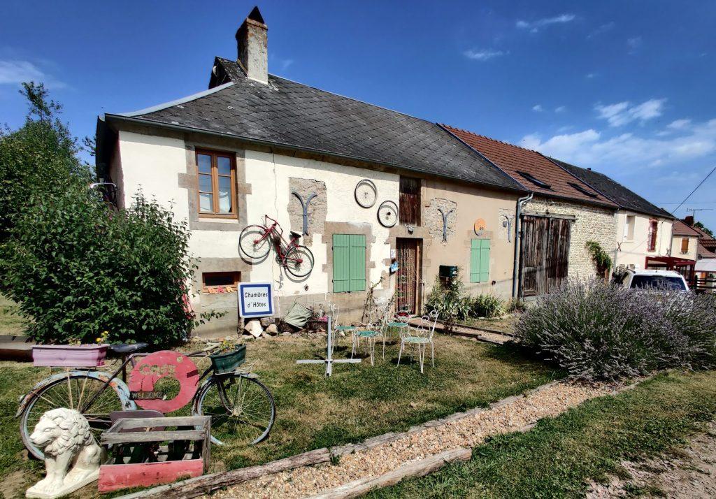 Hello Velo - accommodation in Burgundy