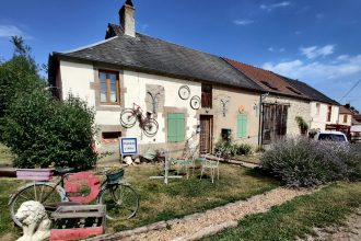 Hello Velo - accommodation in Burgundy