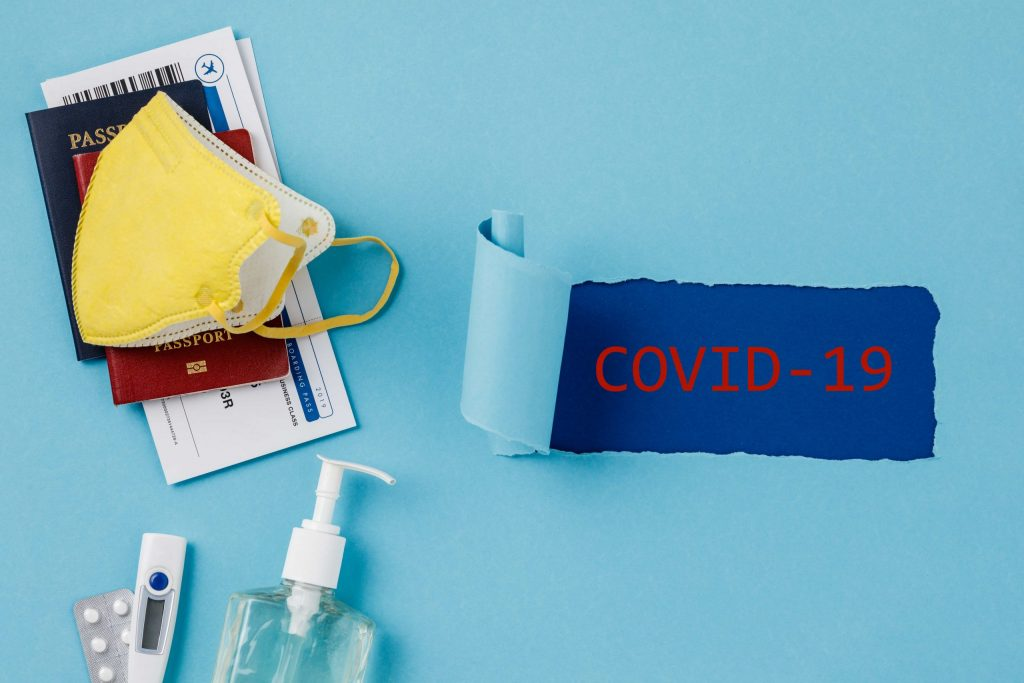 Travelling to Antigua from the UK - Covid-19 and Coronavirus Entry Requirements