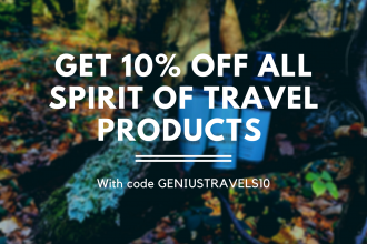 Spirit of travel discount code