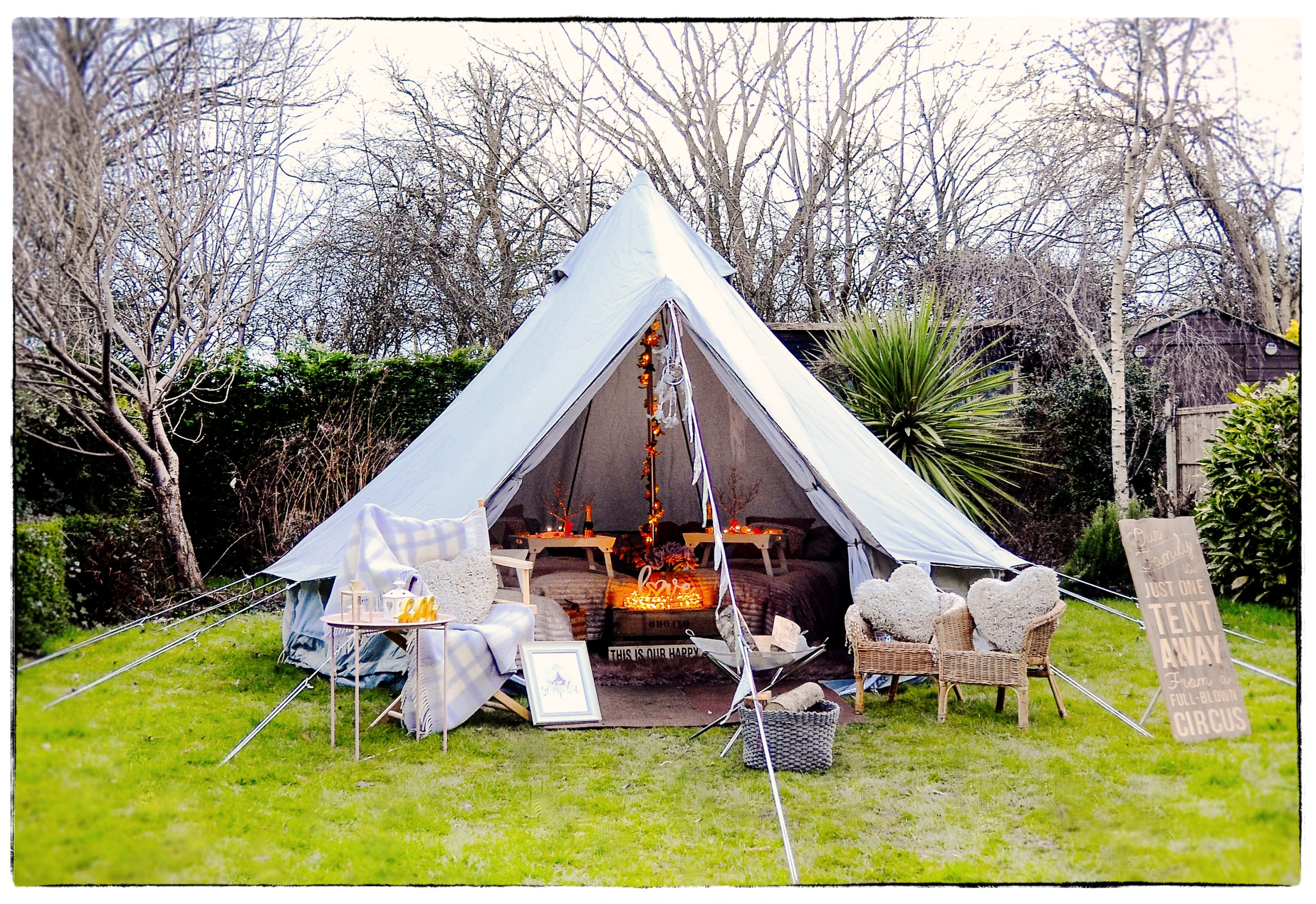 UK Bell Tent Hire Companies