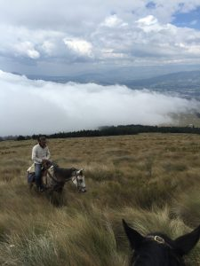 Riding-in-the-clouds